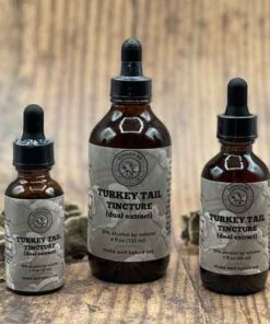 Guided By Mushrooms TurkeyTail Tincture